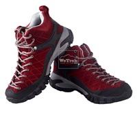 Giày leo núi nữ cổ cao TNF - 6167