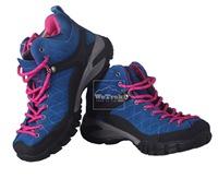 Giày leo núi nữ cổ cao TNF - 6168