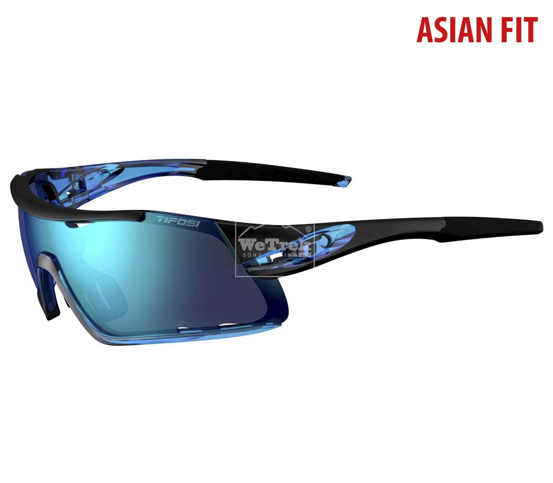 Kính thể thao TIFOSI Davos Crystal Blue - 8986