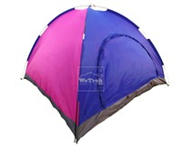 Lều 3 người 2 lớp Comfort Double Layer SY-005 - Purple Blue 5206