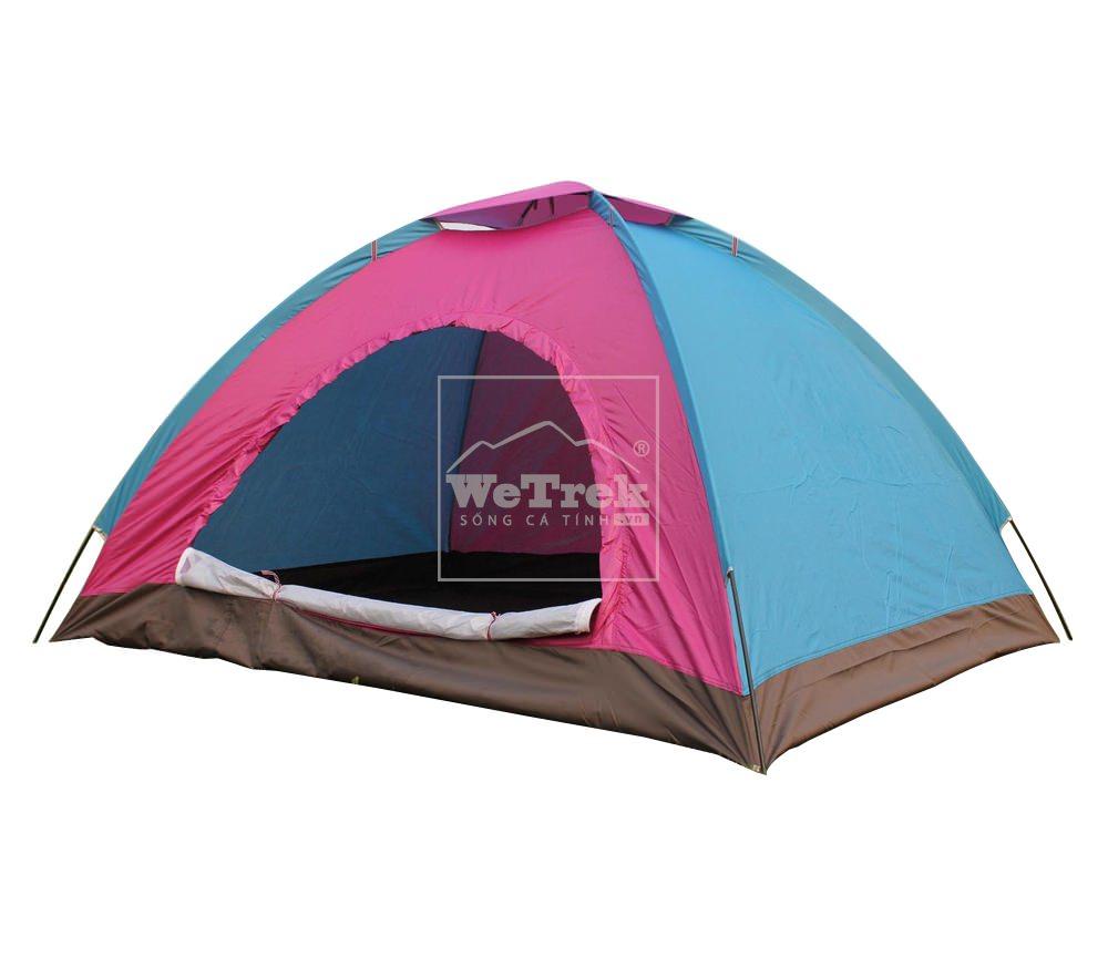 Lều du lịch 4 người Comfort - 1407
