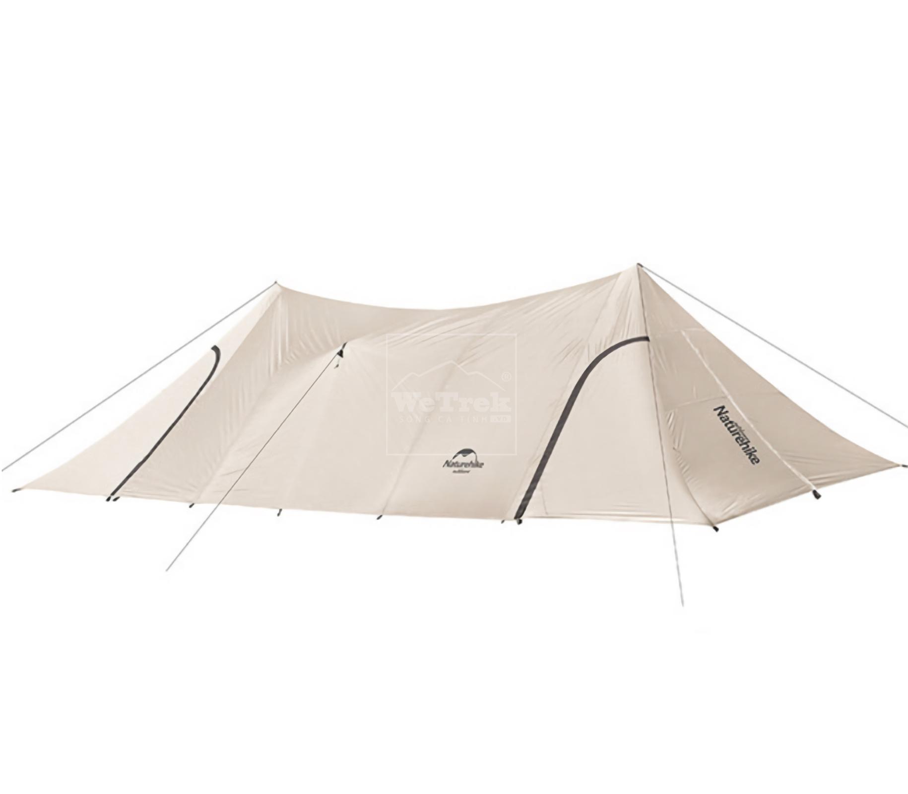 Lều cắm trại 30 người Naturehike Cloud Desk Twin Tower Shelter NH20TM001 - 9563