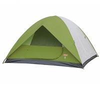 Lều cắm trại Coleman 4 người Sundome 2000019372 - Xanh lá