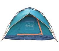 Lều 3-4 người 2 in 1 Comfort HL Double Wall Ocean Blue - 4897