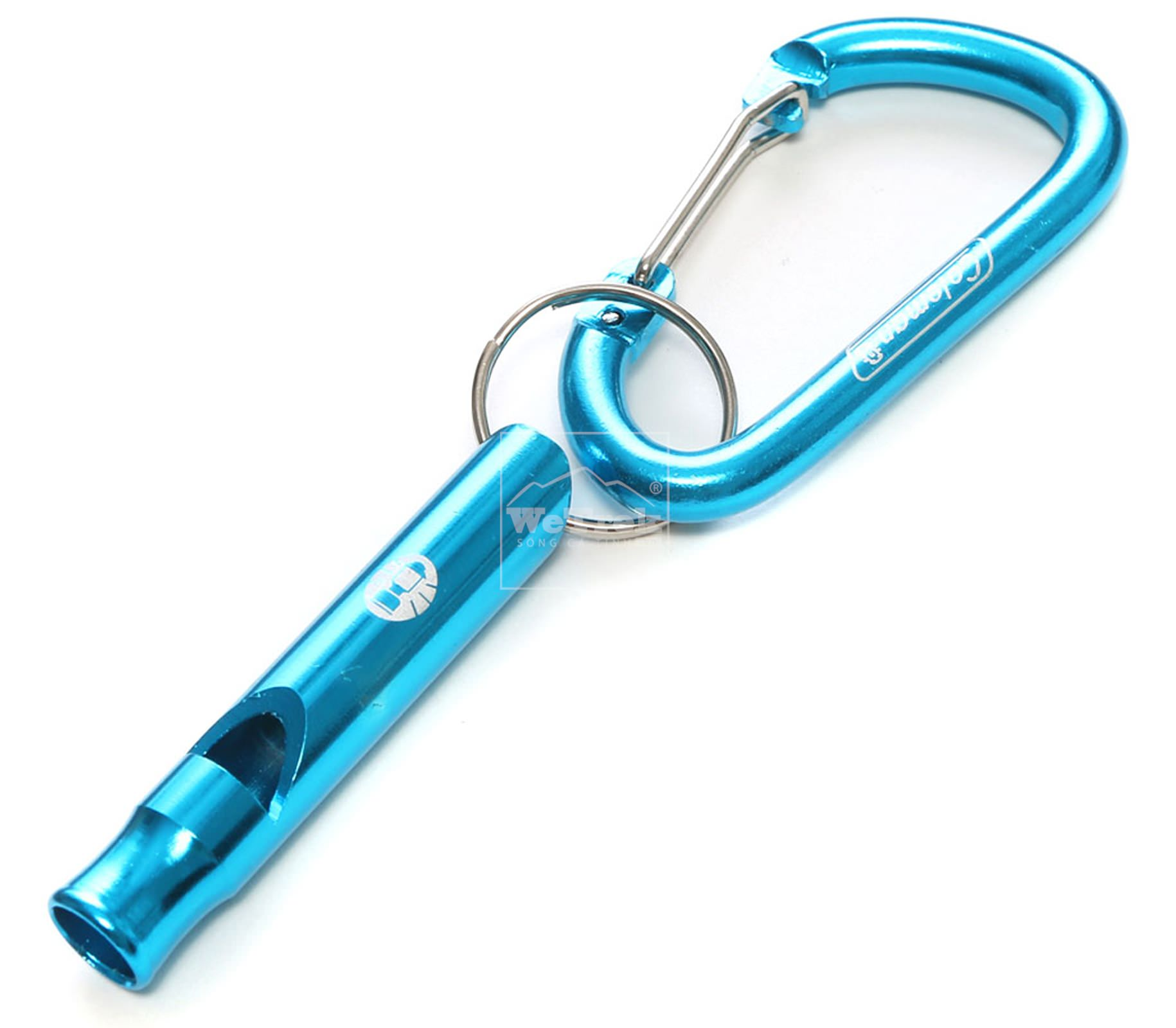 Móc khóa treo còi Coleman Whistle 2000013463 - Xanh dương