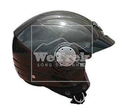 Mũ bảo hiểm xe máy GIVI TECNO Metal Gun - H104VG801