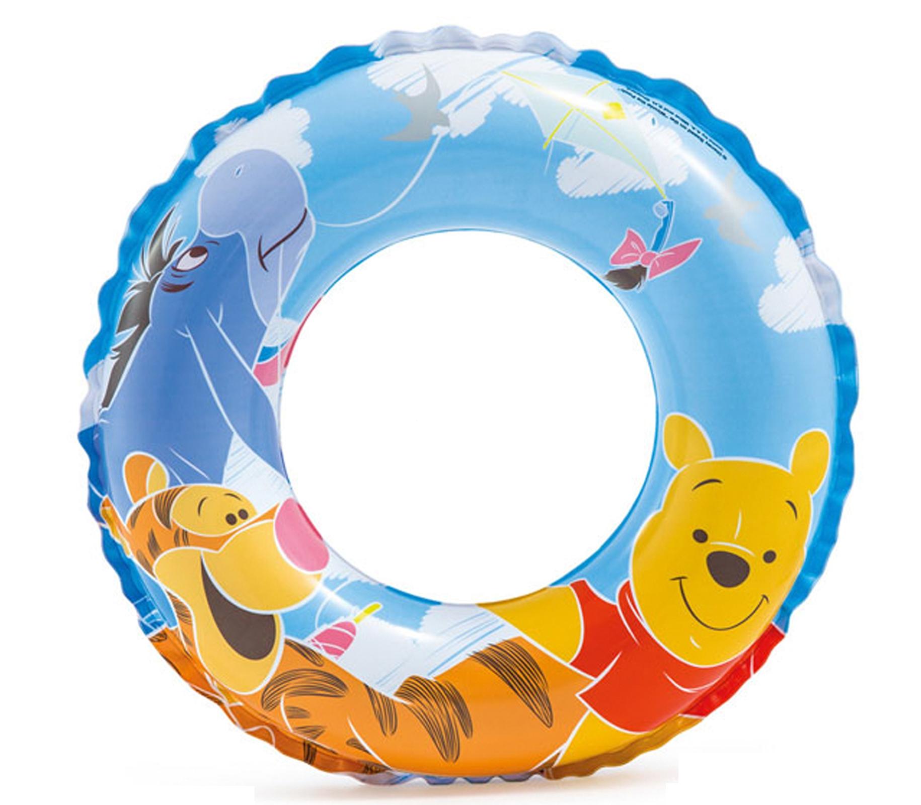 Phao bơi vòng gấu Pooh INTEX 58228 - 9128