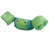 Phao đeo tay Stearns Puddle Jumper Deluxe 3D Bahamas Series Frog 2000019607 - 5945