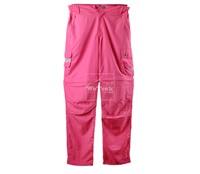 Quần mau khô nữ tháo ống JWS - Pink 5741