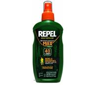 Thuốc chống côn trùng Repel 6-Ounce Sportsmen Max Insect Repellent 40-Percent DEET Pump Spray