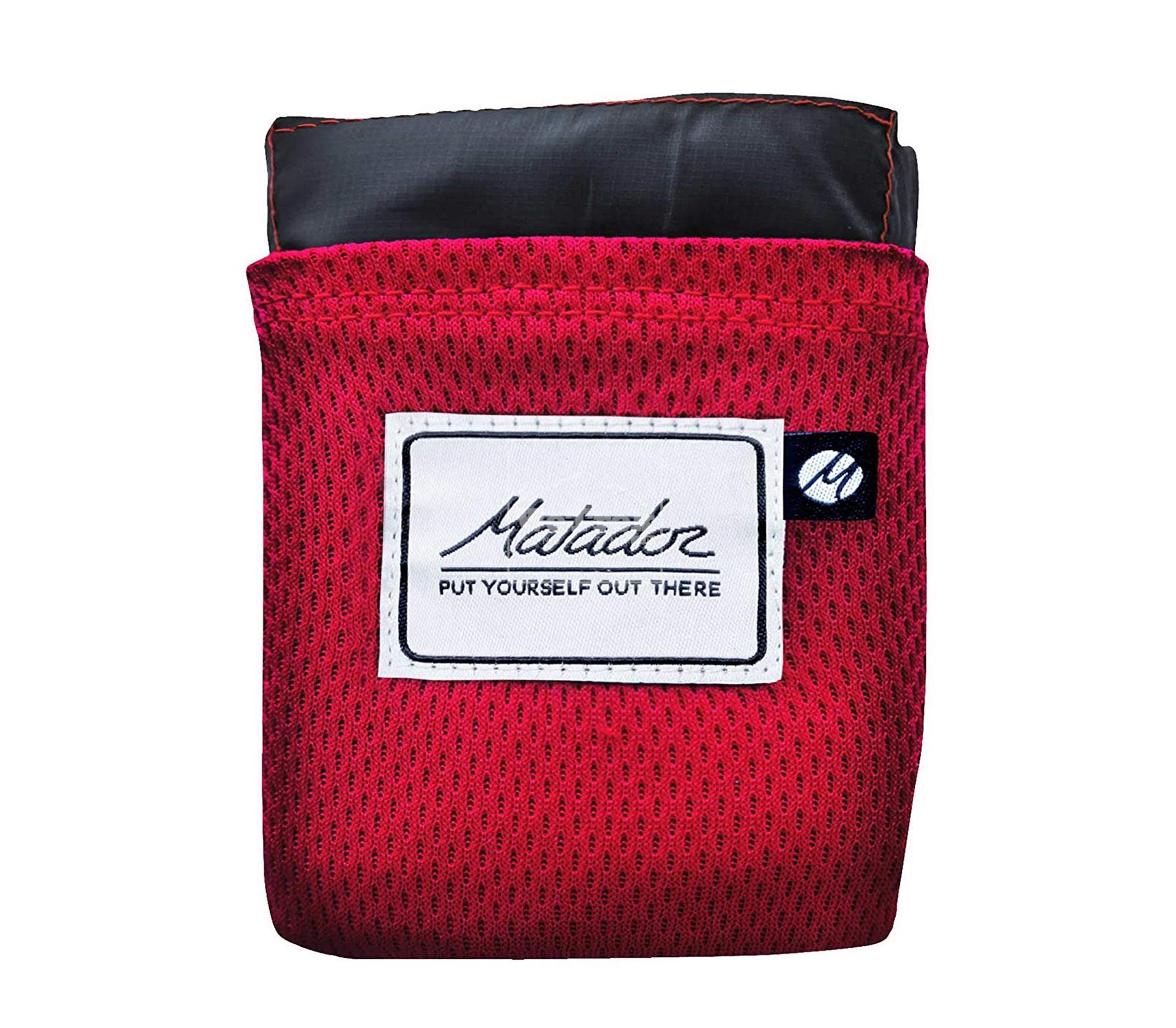 Tấm trải du lịch Matador Pocket Blanket - 8324 Red