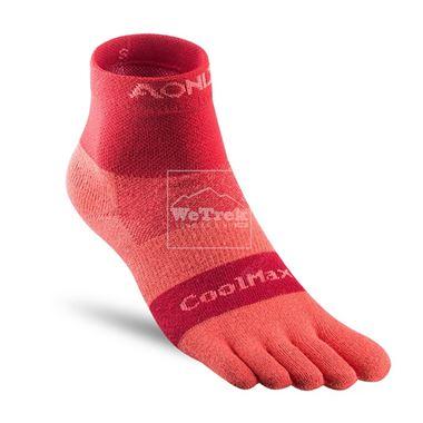 Tất chạy bộ cao cổ Aonijie Toe Socks E4109-9786