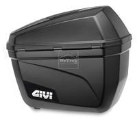 Thùng hông xe máy GIVI E22 Side Panniers - Đen - 5388