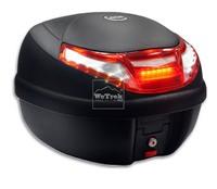 Thùng sau xe máy GIVI E30RN-S3 Tour II có đèn - Đen