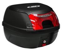 Thùng sau xe máy GIVI E26NX Micro - Đen