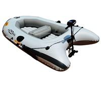 Thuyền bơm hơi 2 người kèm động cơ Aqua Marina Motion BT-88821 - 5529