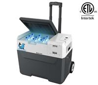 Tủ lạnh di động năng lượng mặt trời có tay xách ACOPOWER 40L LionCooler X40A Portable Solar Fridge Freezer - 9392