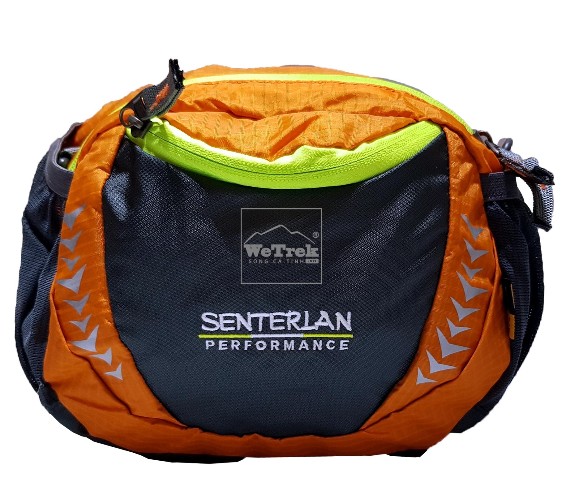 Túi đeo bụng Senterlan Performance S2303 Cam - 9248