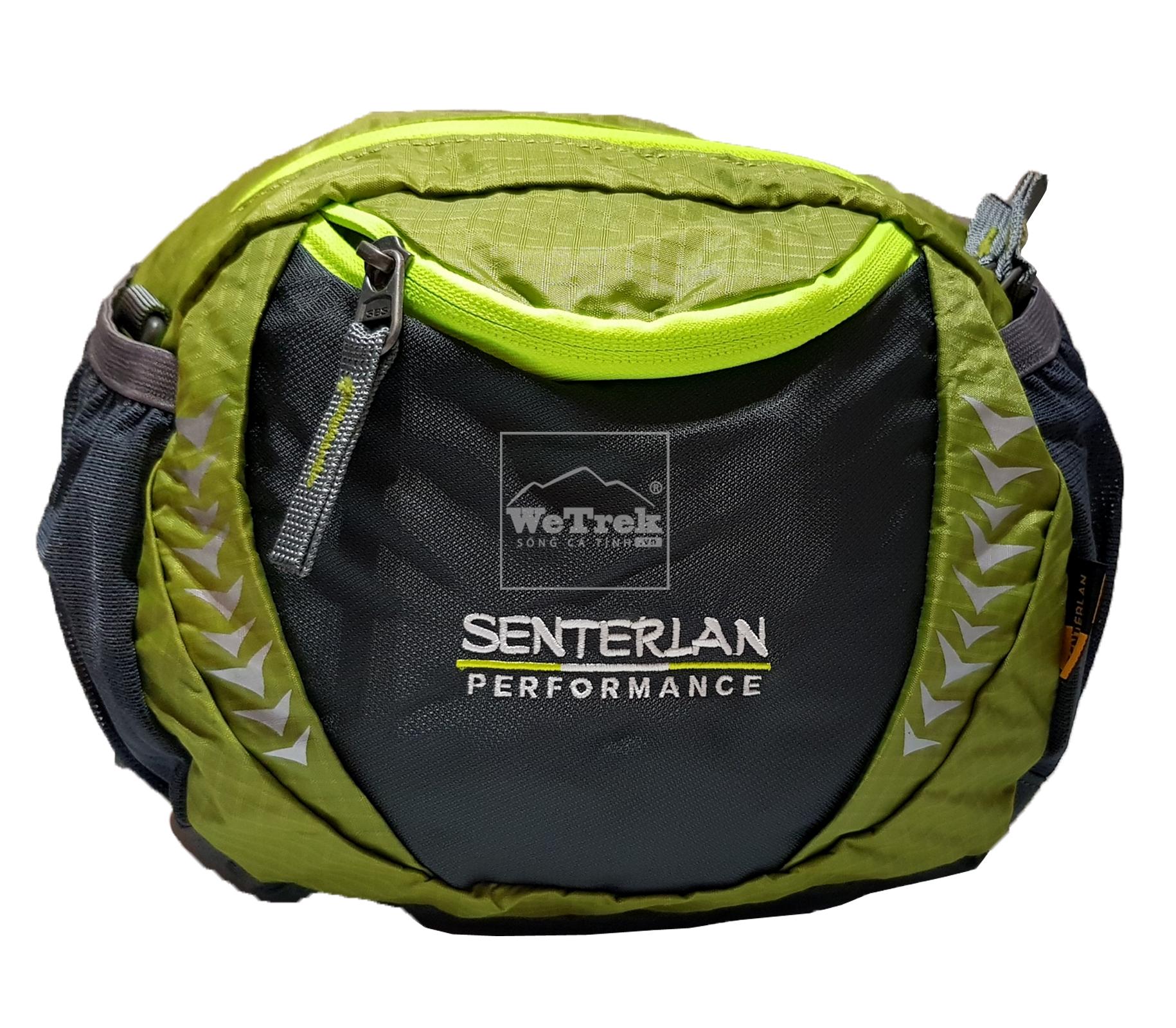 Túi đeo bụng Senterlan Performance S2303 Xanh lá - 9244