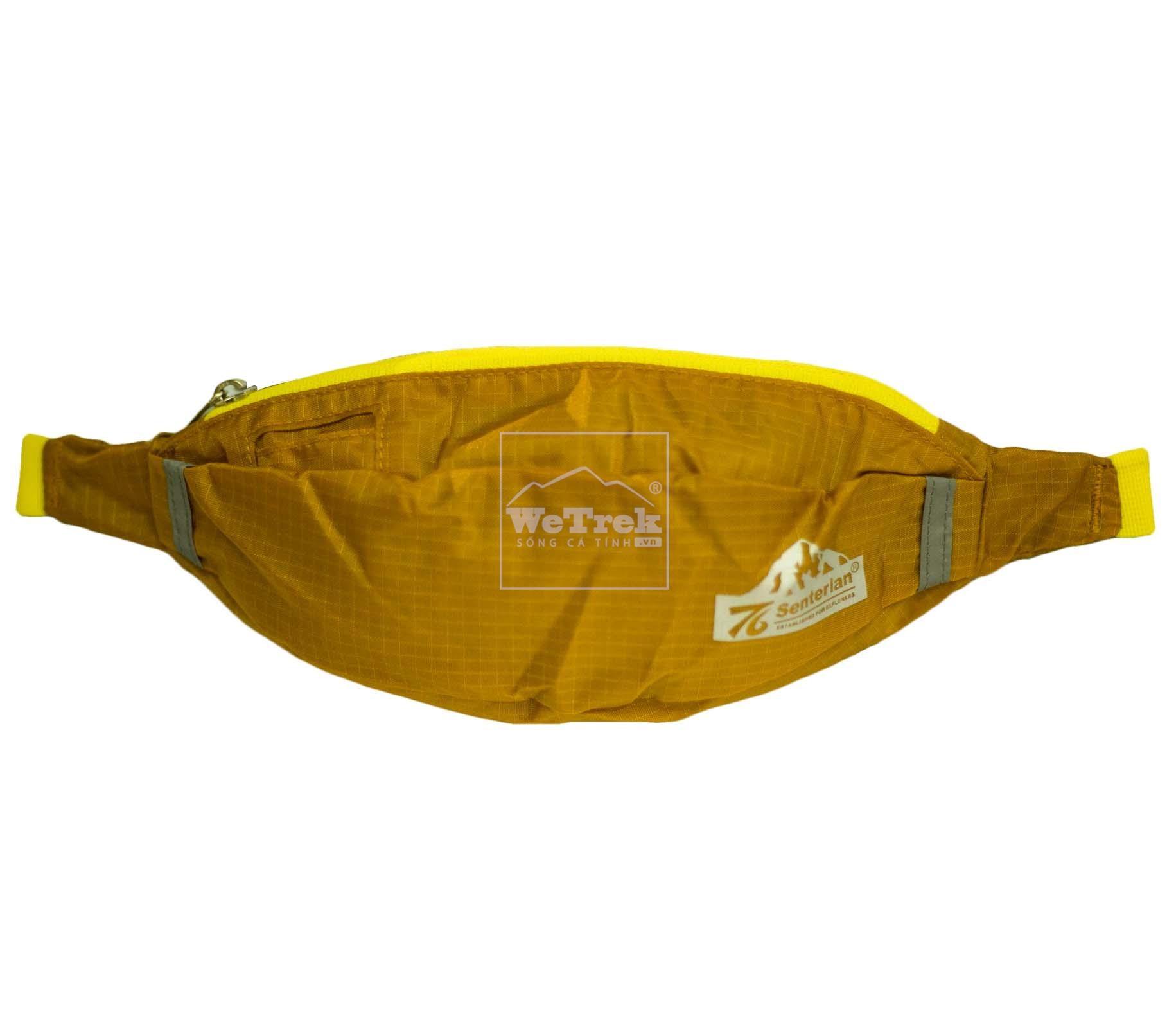 Túi đeo bụng Senterlan S2397 - 8474 Vàng đất