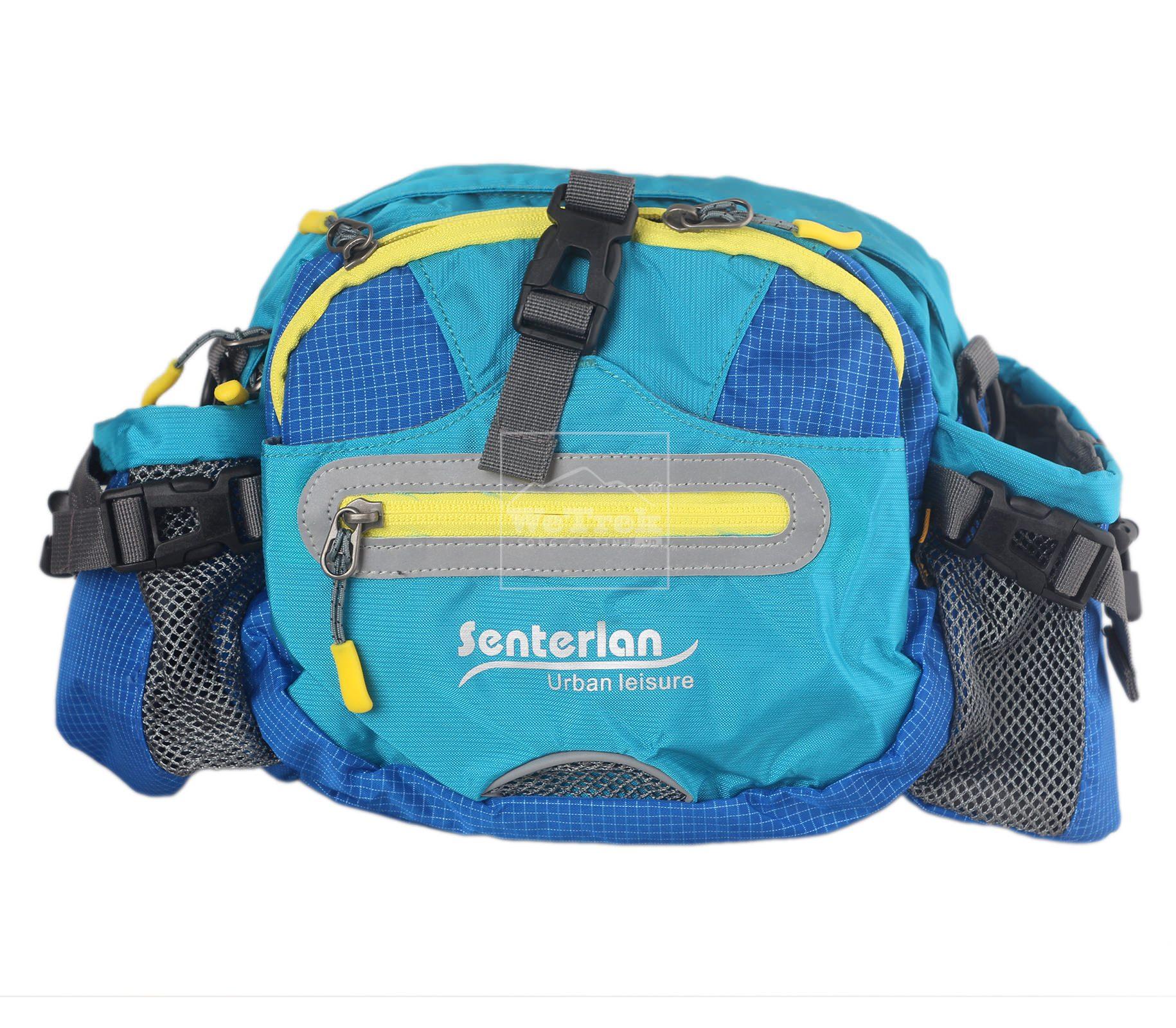 Túi đeo bụng Senterlan Urban Leisure S2520 - 5589 Xanh dương
