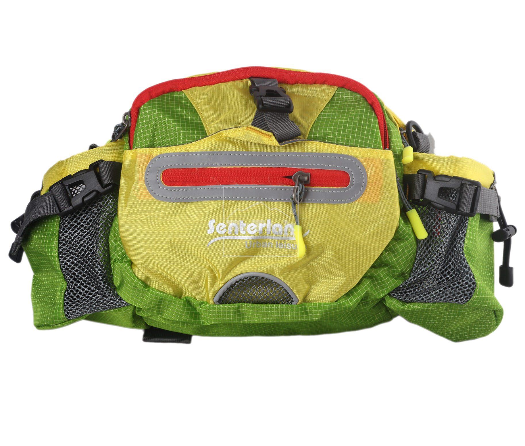 Túi đeo bụng Senterlan Urban Leisure S2520 - 5590 Xanh lá