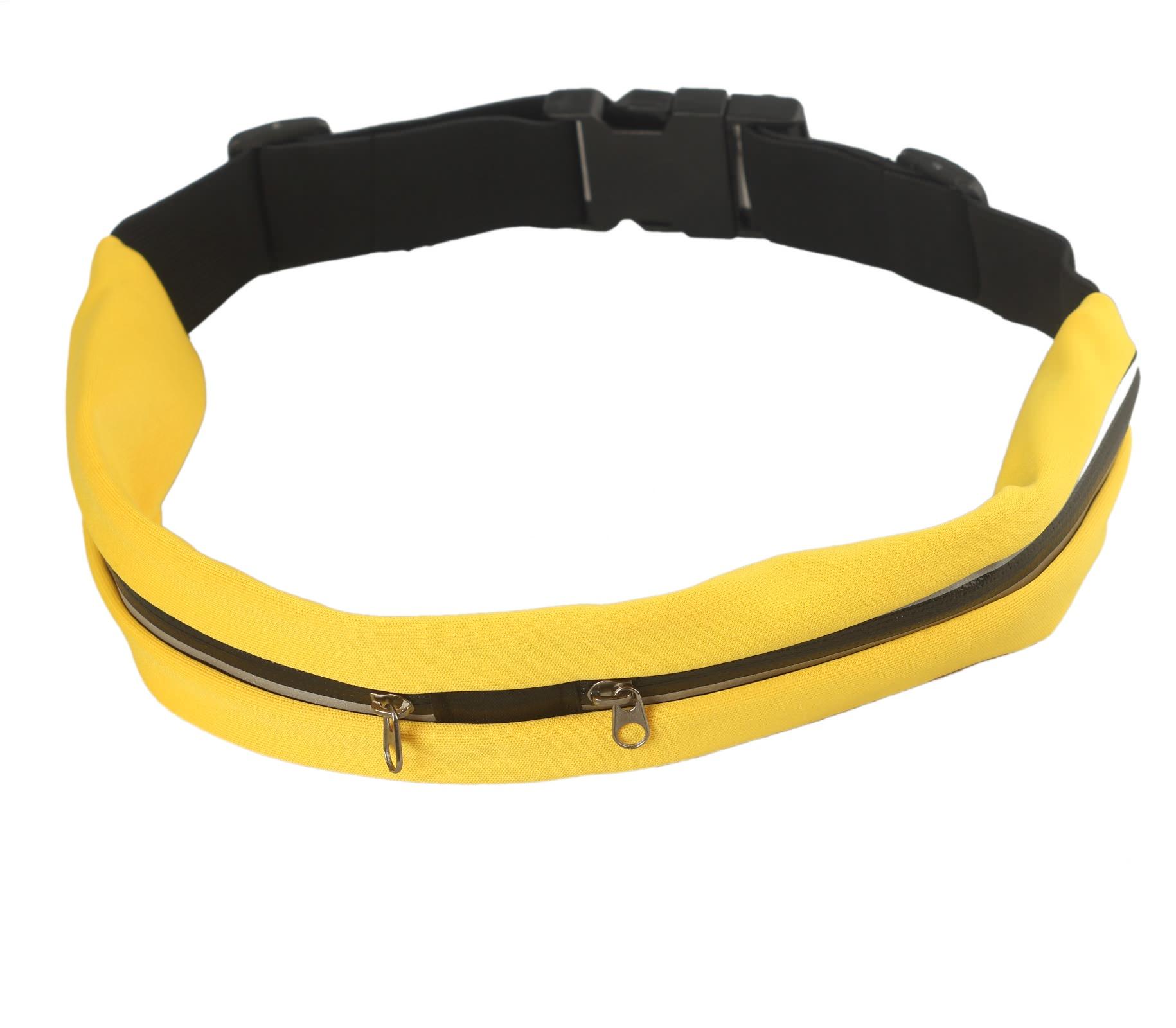 Túi đeo bụng thể thao - Vàng 5129