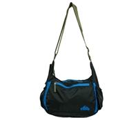 Túi đeo chéo Senterlan S2280 - 8434 - Đen pha xanh dương