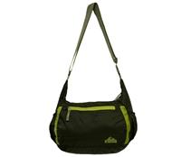 Túi đeo chéo Senterlan S2280 - 8435 - Đen pha xanh lá