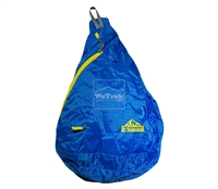 Túi đeo chéo gấp gọn Senterlan S2622 - 9299 Xanh dương