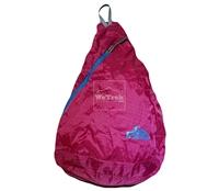 Túi đeo chéo gấp gọn Senterlan S2622 - 9301 Hồng