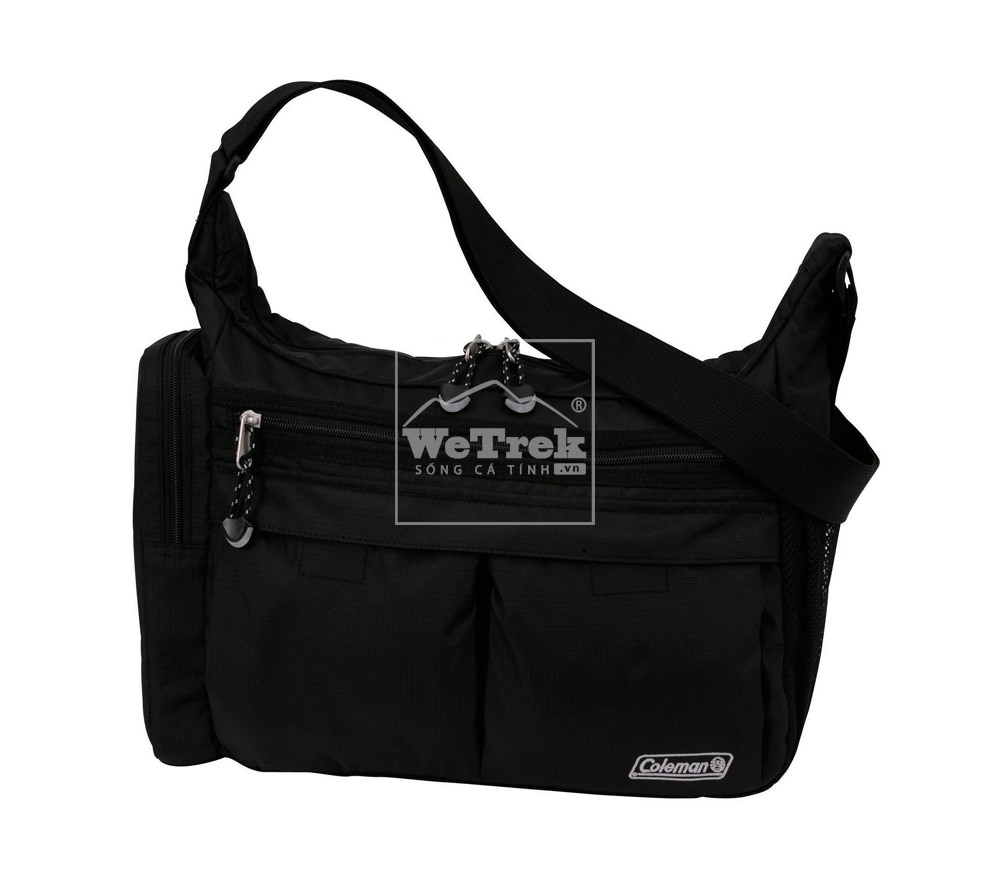 Túi đeo vai Coleman CBS9011BK - Đen