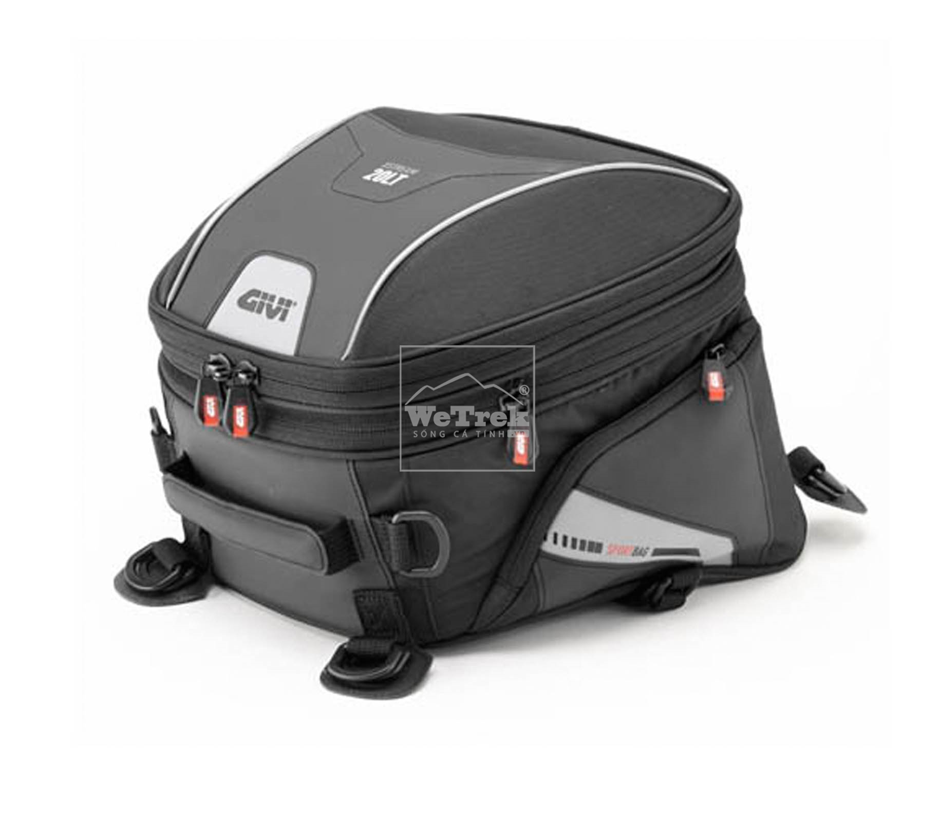 Túi đựng đồ sau xe Givi Tail Bag XS313 20lt - 8828