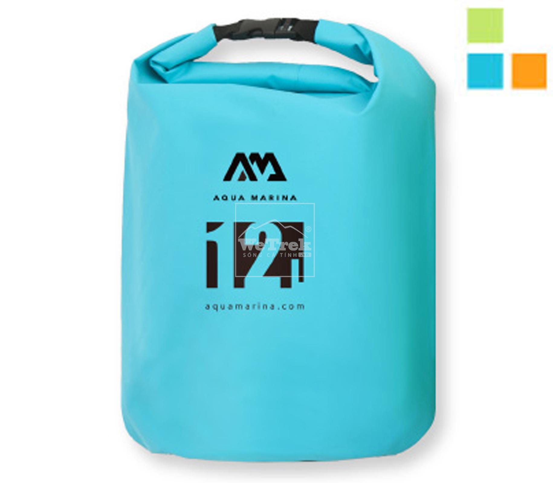 Túi khô Aqua Marina Super Easy Dry Bag 12L B0302837 - 8966