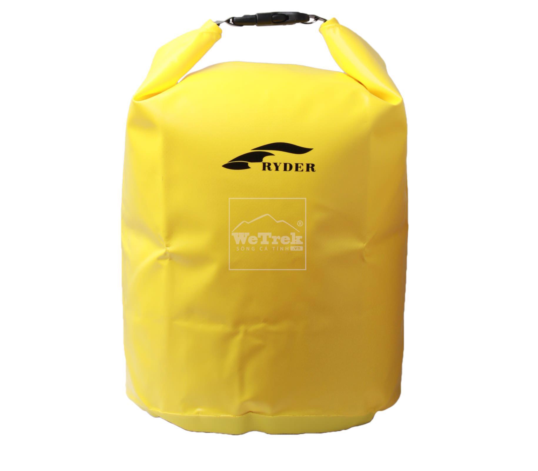 Túi khô chống nước 10L Ryder PVC Tarpaulin Dry Bag C1002 - 6668