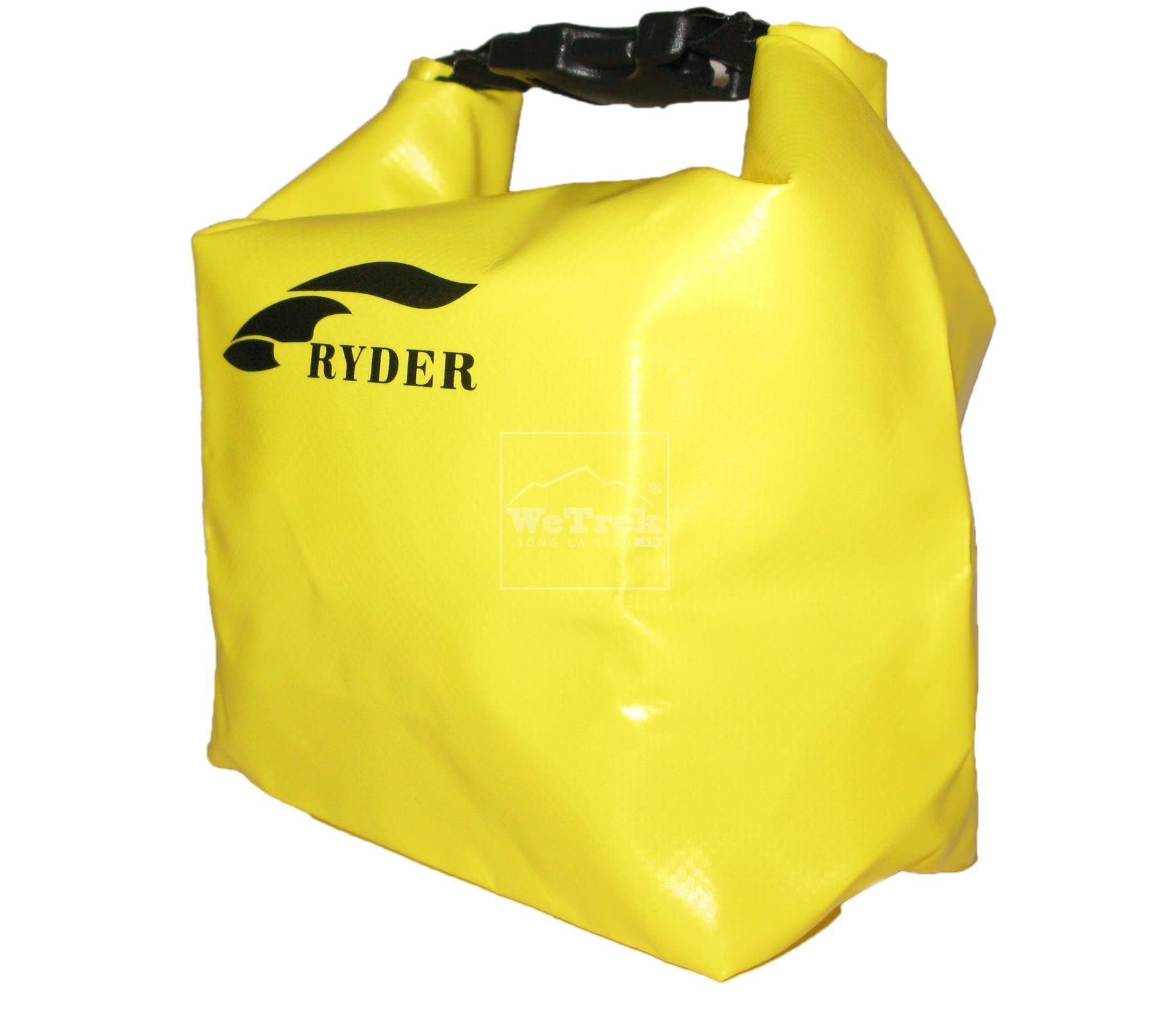 Túi khô chống nước 5L Ryder PVC Tarpaulin Dry Bag C1001 - 6667