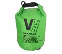 Túi khô chống nước GearProof VH Drybag XS Green - 5653