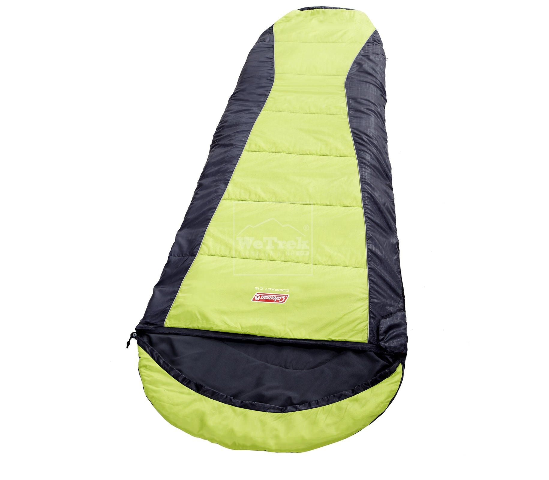 Túi ngủ Coleman C15 Sleeping Bag Backpacking 2000015229 - 7404