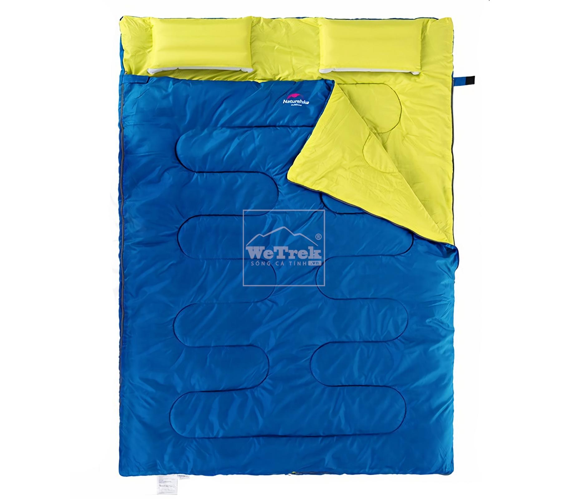 Túi ngủ đôi Naturehike Double Sleeping Bag SD15M030-J - 9582