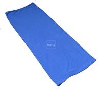 Túi ngủ nỉ Comfort Ultralight Sleeping Bag Blue - 5553