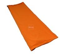 Túi ngủ nỉ Comfort Ultralight Sleeping Bag Orange - 5552