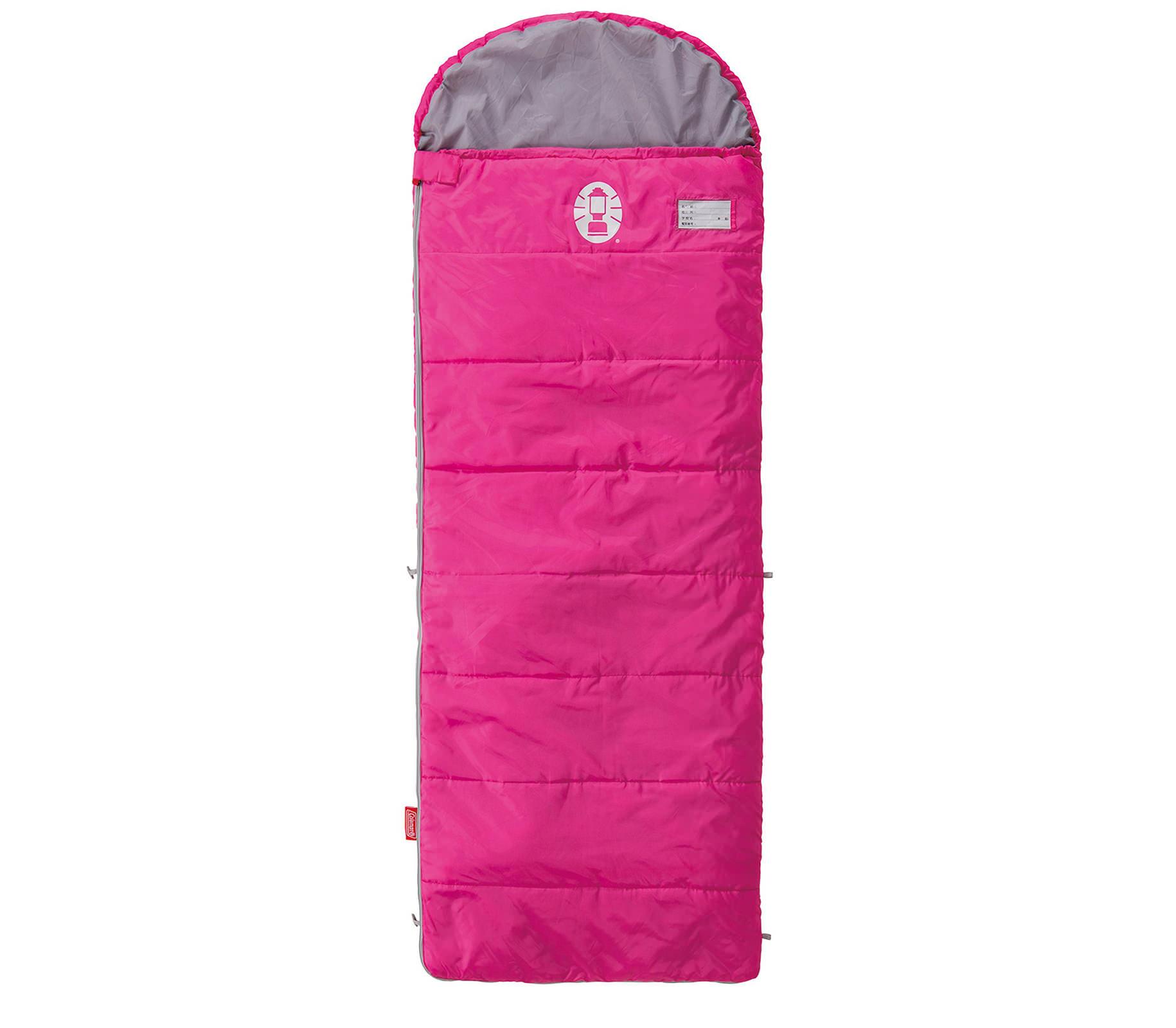 Túi ngủ trẻ em Coleman School Kid Pink 2000027269 - 7463