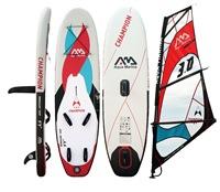 Ván chèo đứng bơm hơi Aqua Marina Champion Windsurf SUP BT-S300 - 6215