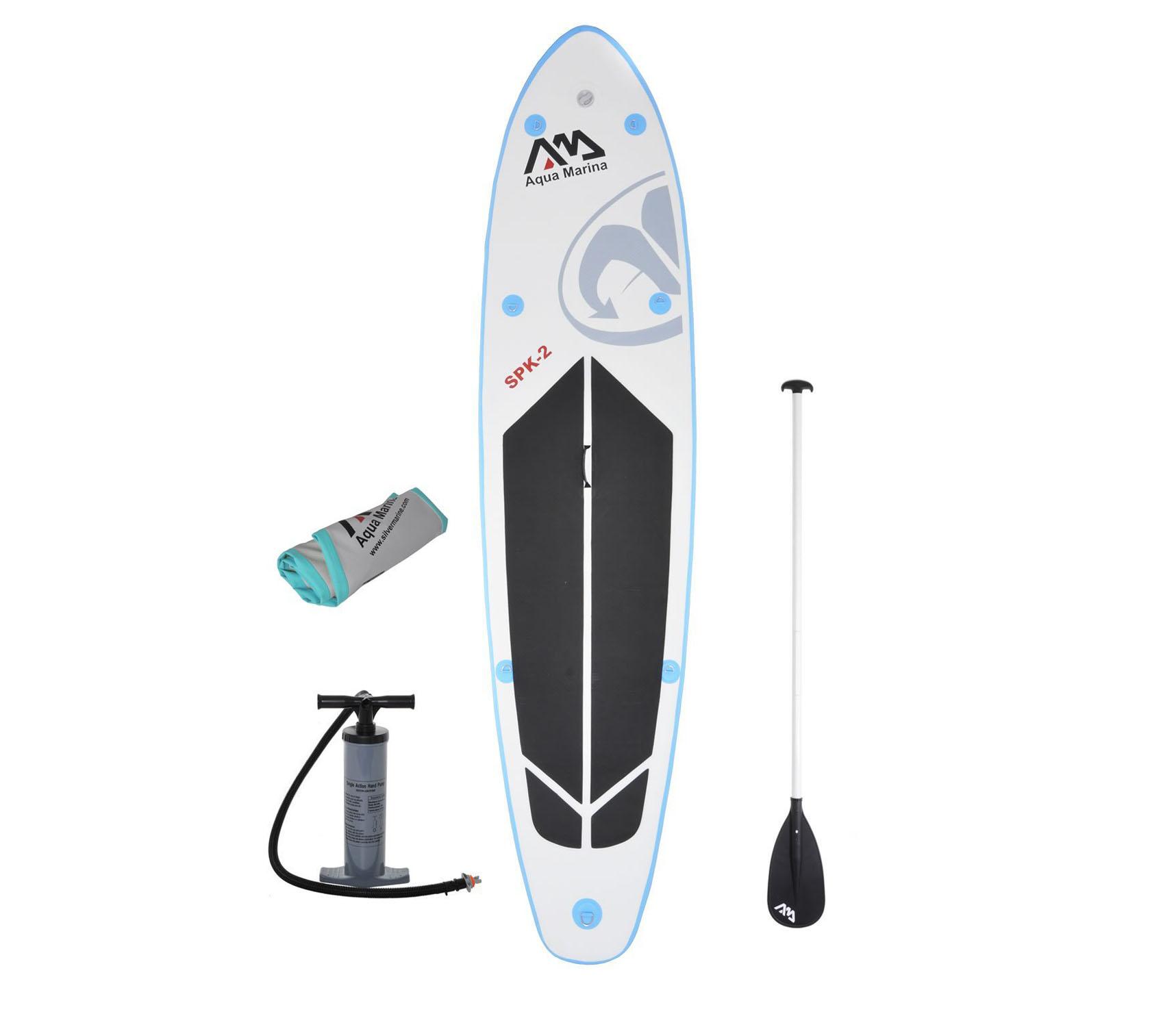 Ván chèo đứng bơm hơi Aqua Marina SPK-2 SUP BT-88871P - 4051