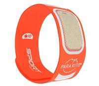 Vòng đeo tay chống muỗi thể thao PARAKITO Orange Sport Band - 8026 Cam