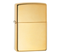 Bật lửa Zippo High Polish Brass Pocket Lighter