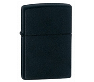 Bật lửa Zippo Regular Lighter, Black Matte