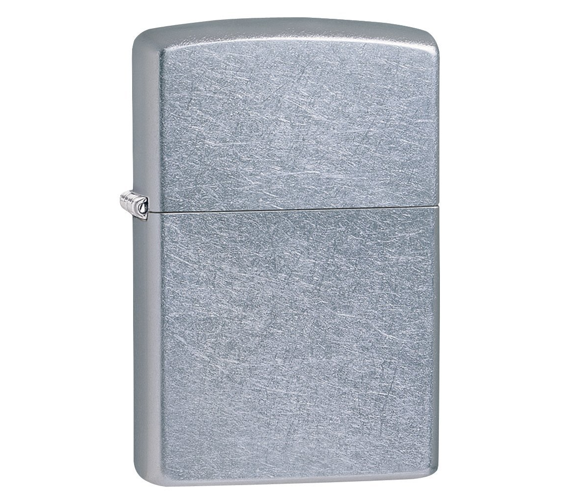 Bật lửa Zippo Street Chrome Pocket Lighter