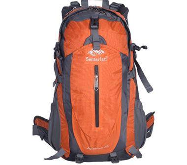 Balo Du lịch Senterlan Adventure 40L S9018 Cam - 1093