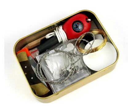 Bộ dụng cụ cứu sinh